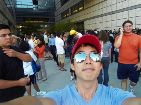 Me at UCLA