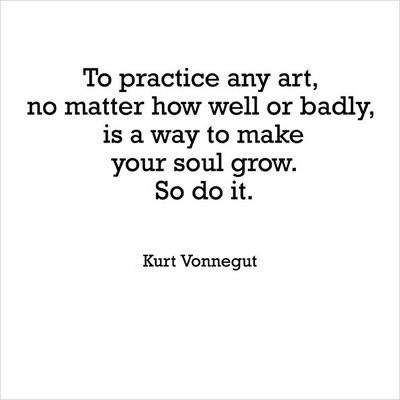 Practice Art